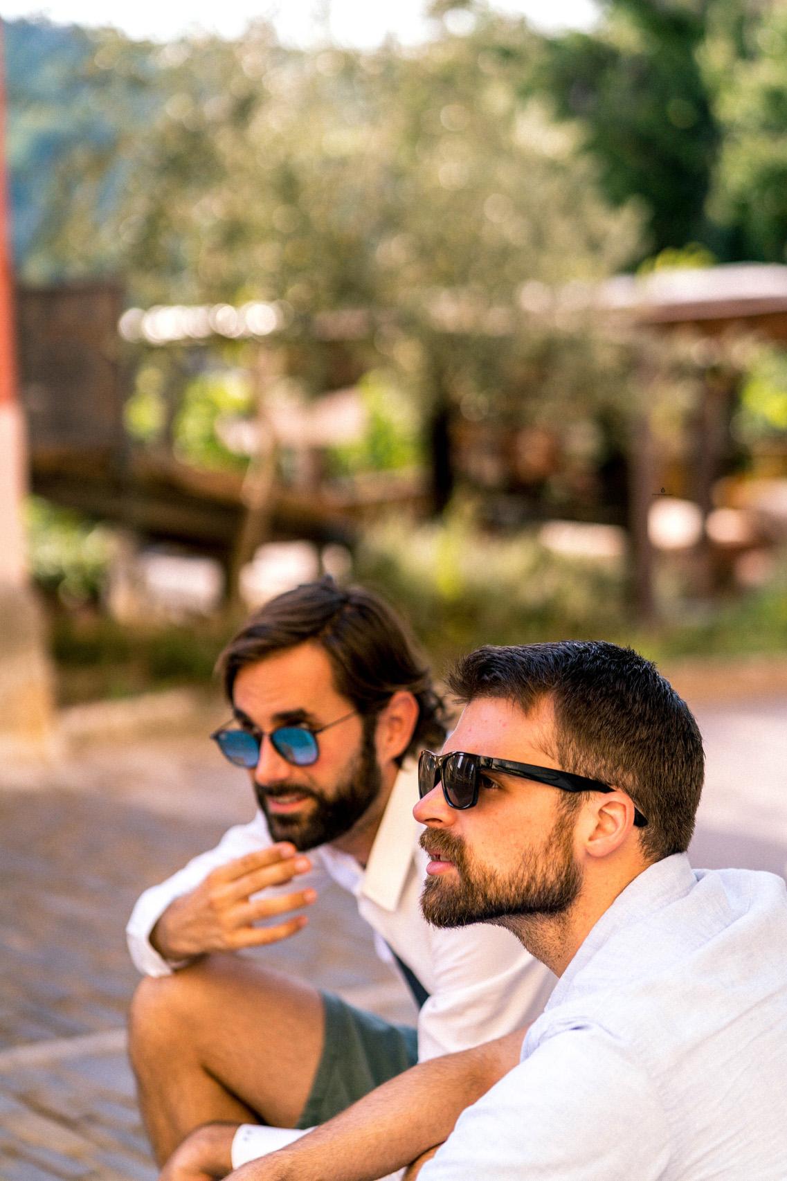 Visiting Oprtalj in Istria