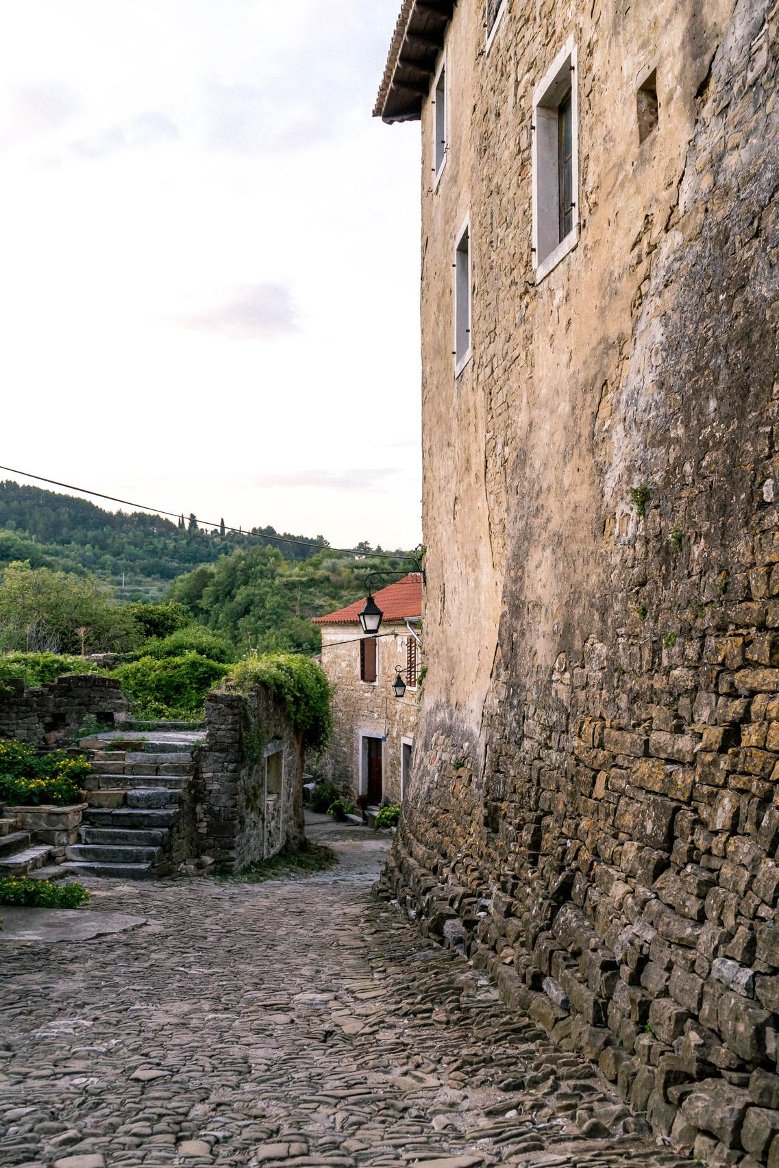 Kastel Zavrsje, Istria