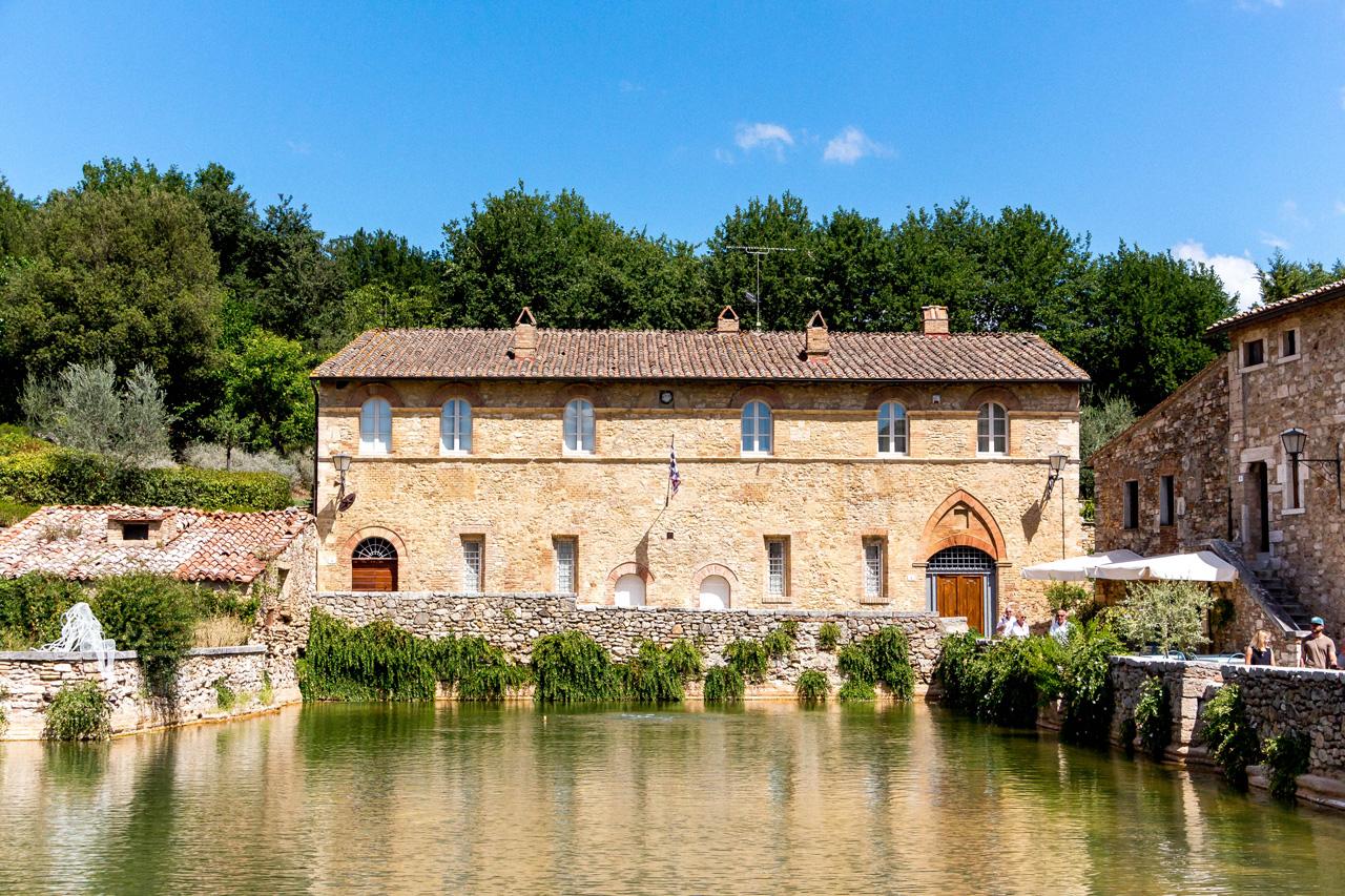 Bagno Vignoni, Tuscany