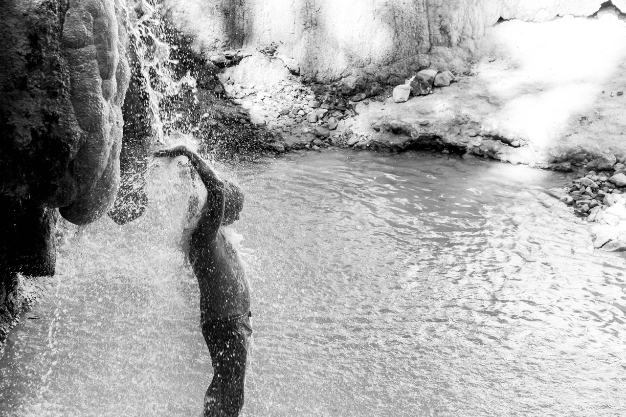 Tuscan thermal springs