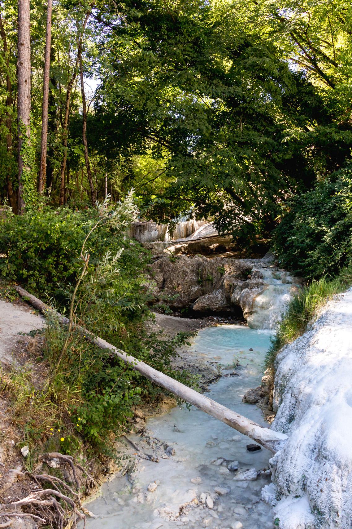 Bagni San Filippo, Tuscany