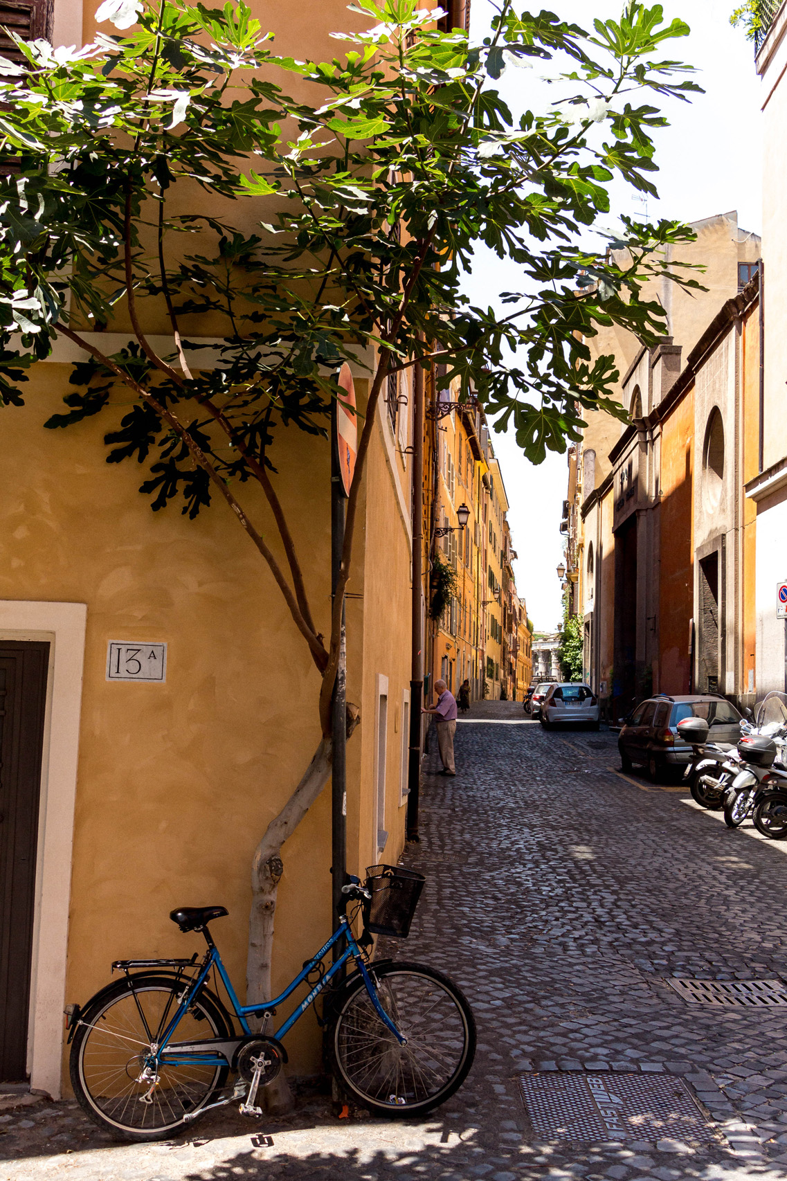 Streets of Monti, Rome