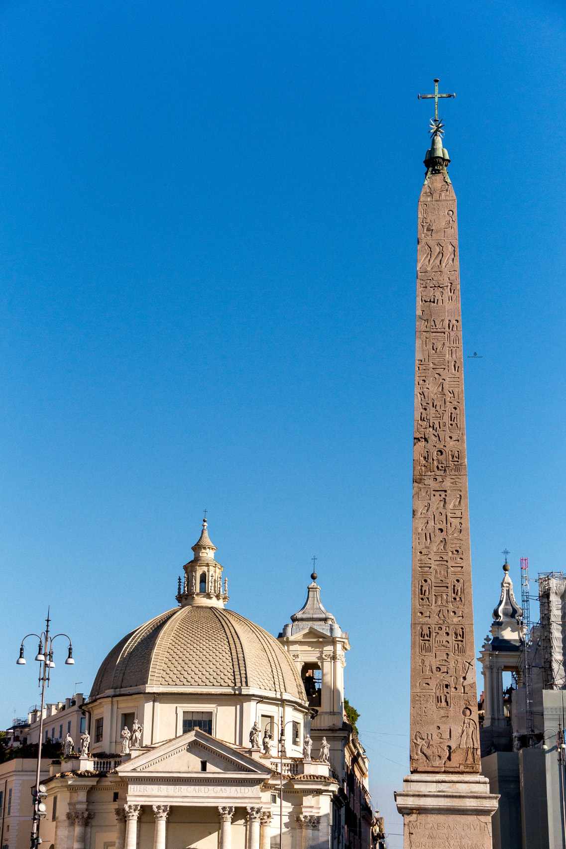 Santa Maria in Montesanto, Rome