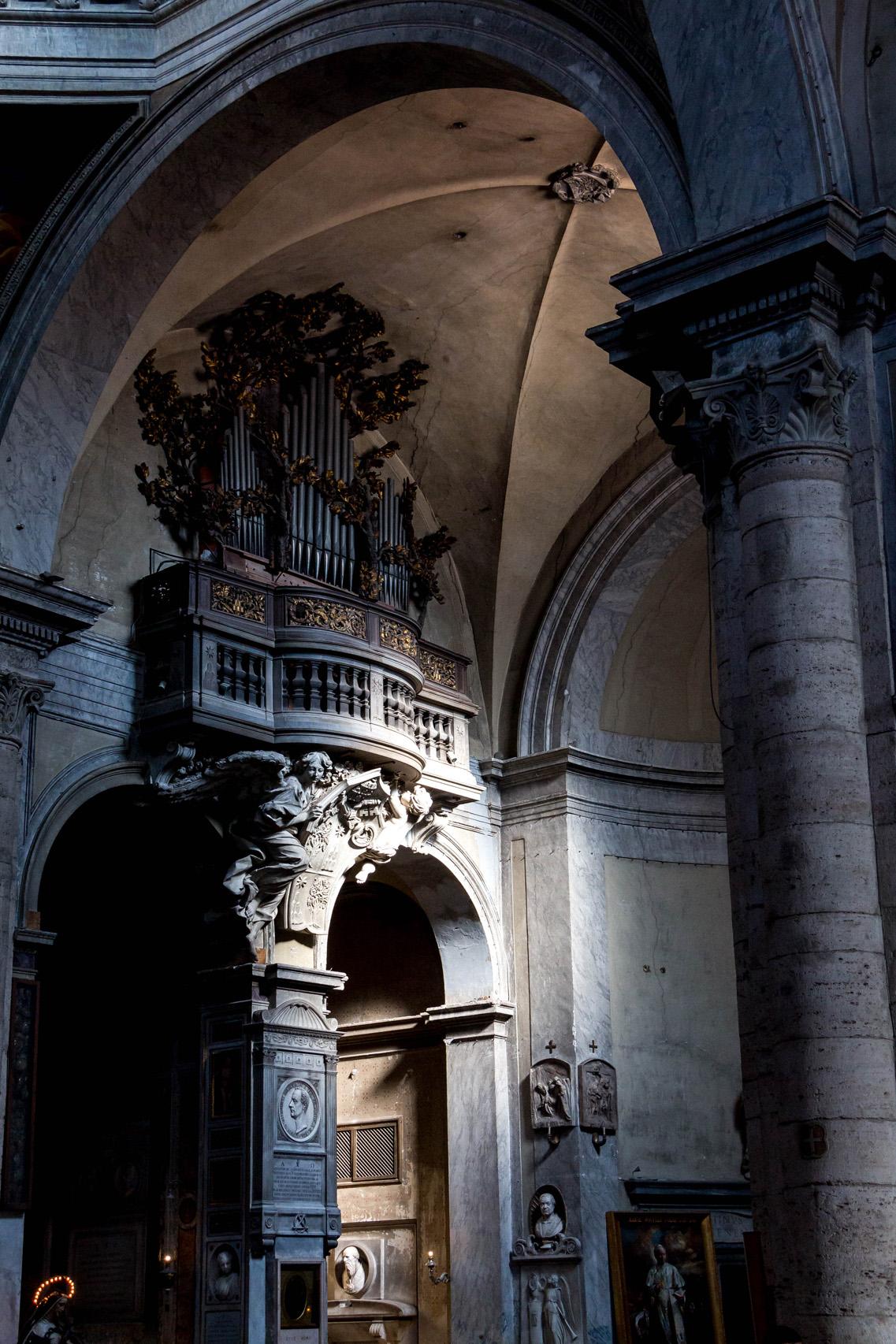 Santa Maria del Popolo, Rome