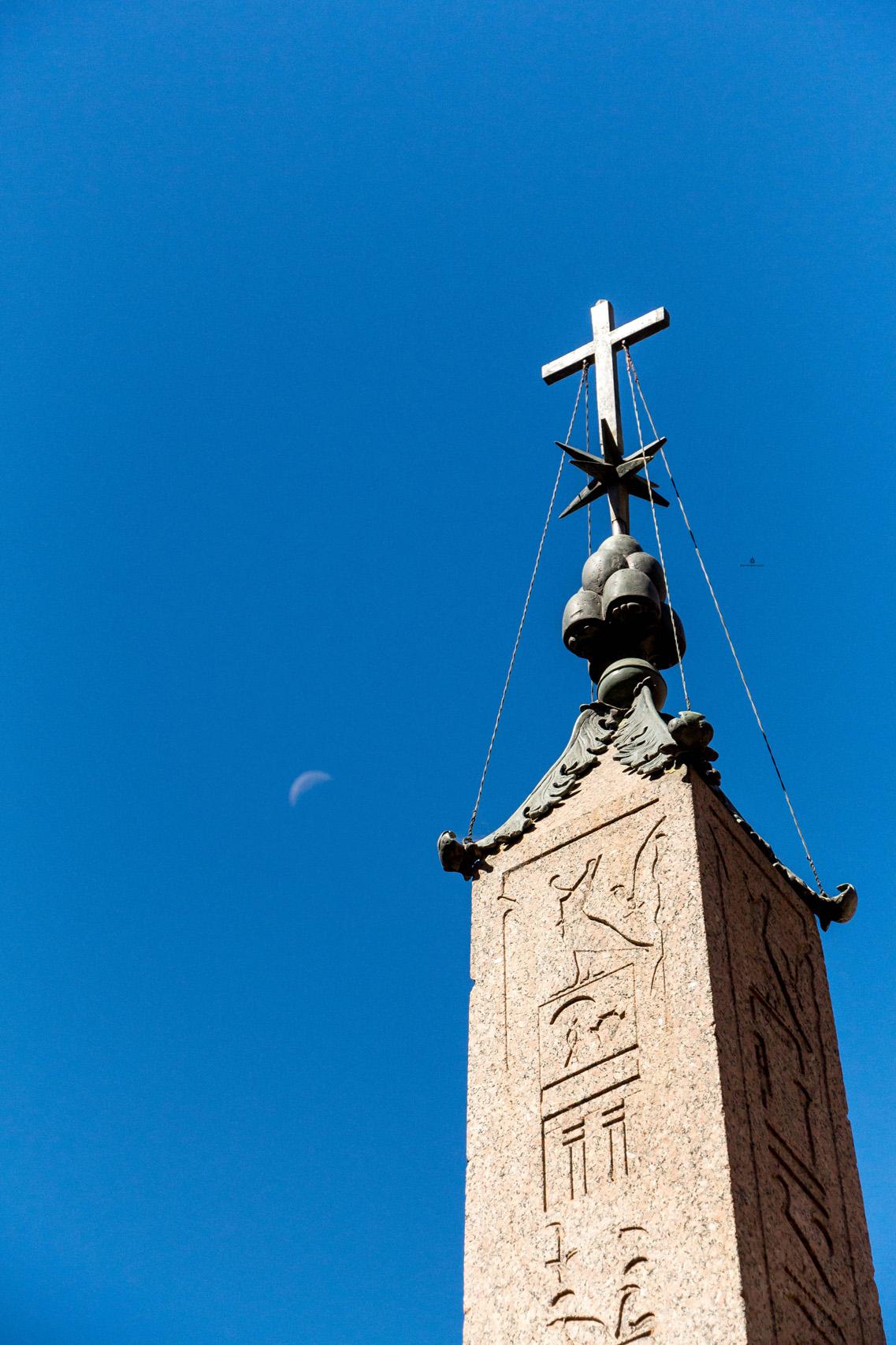 Elephant and Obelisk, Rome