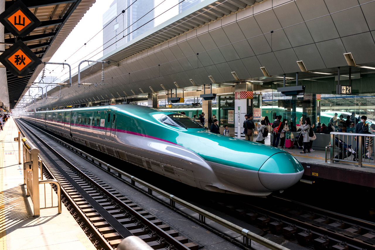 Shinkansen, Tokyo Station
