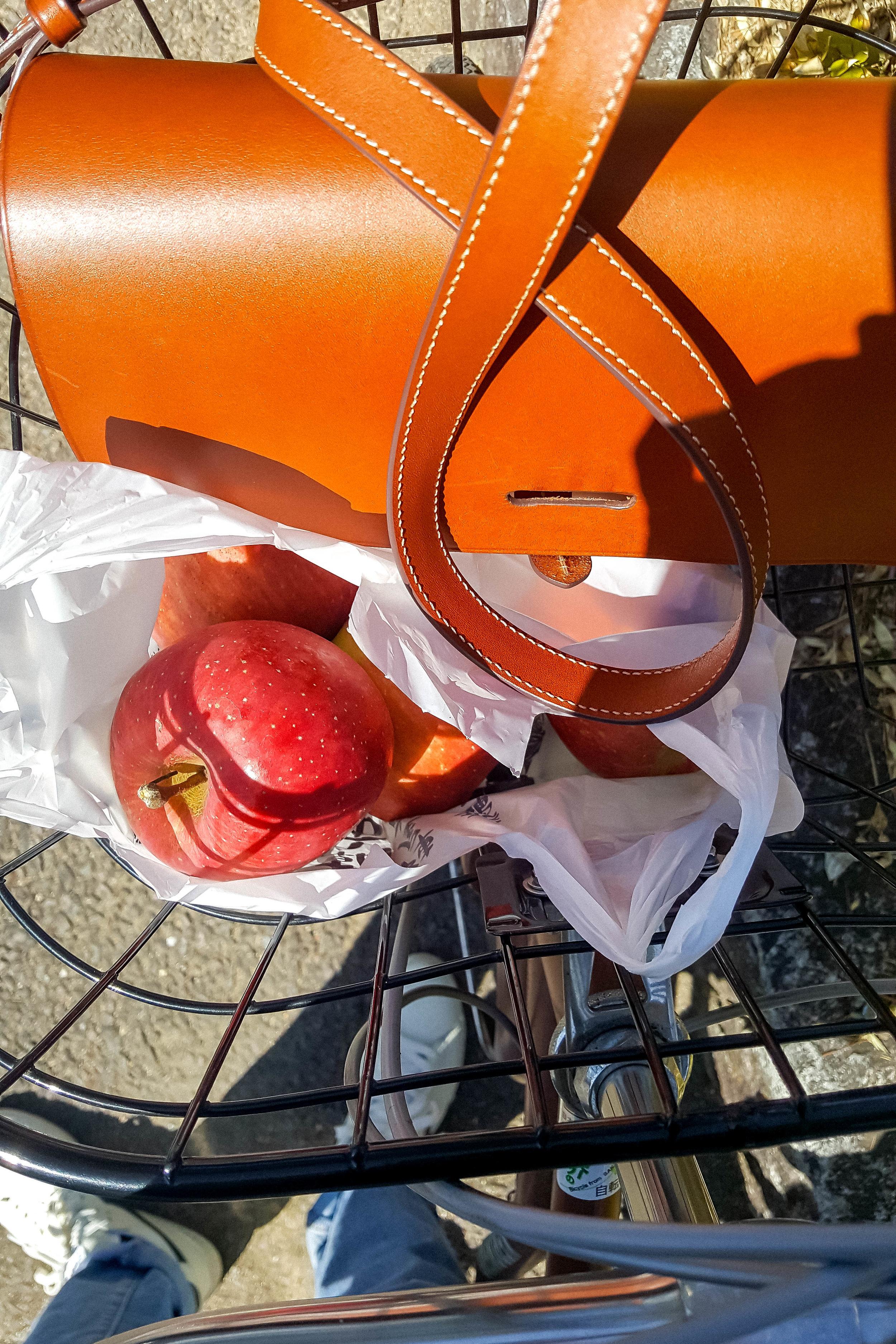 Takayama apples