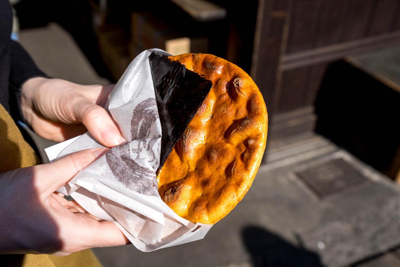 Rice cracker, Takayama