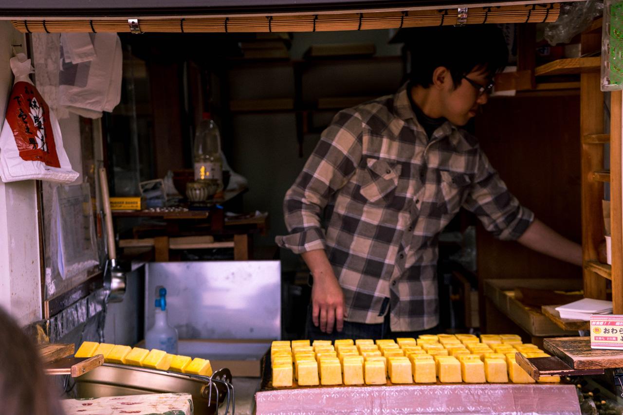 Miyagawa market, Takayama