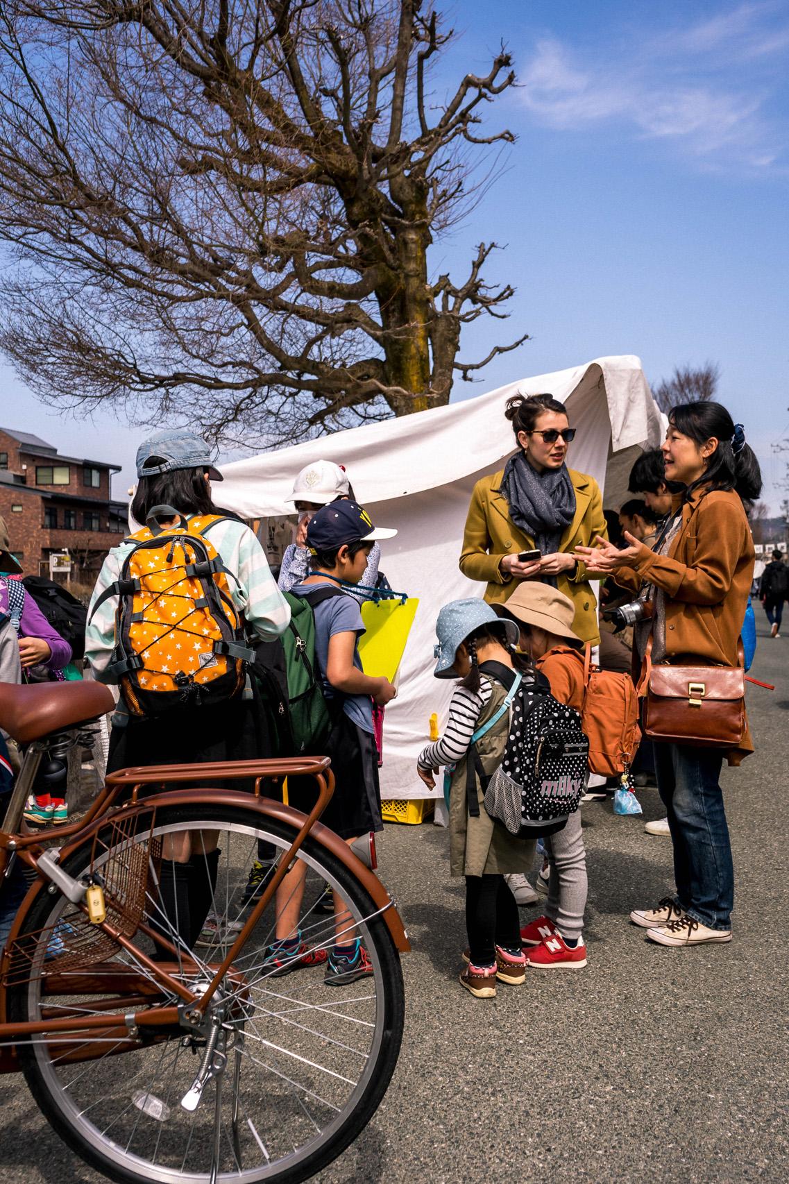 On the Miyagawa market