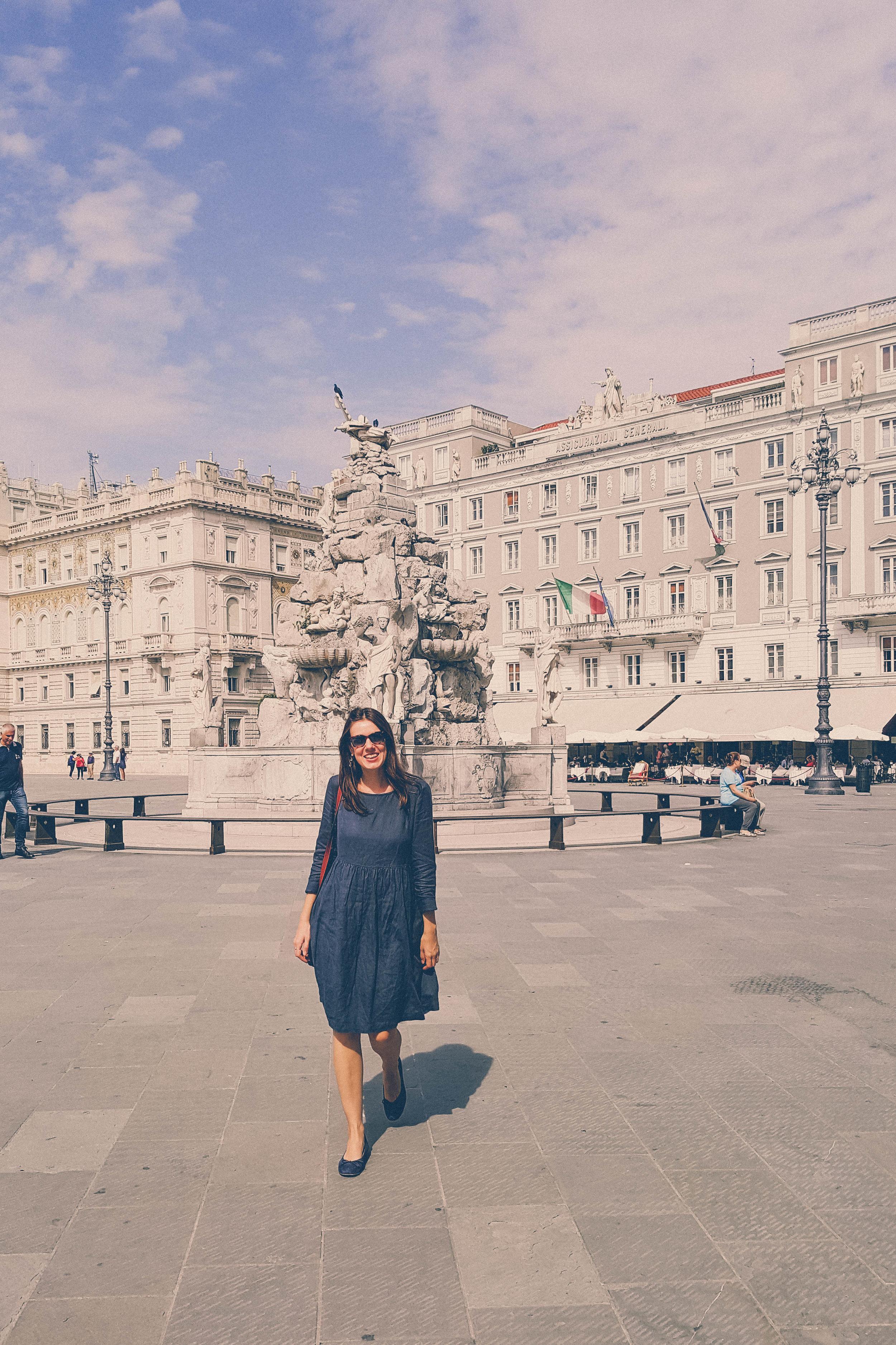 Trieste, Piazza della Repubblica