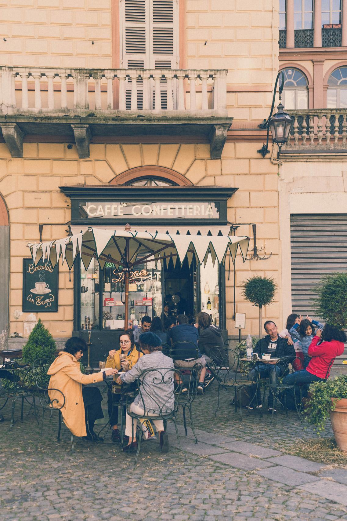 Caffe Al Bicerin, Turin