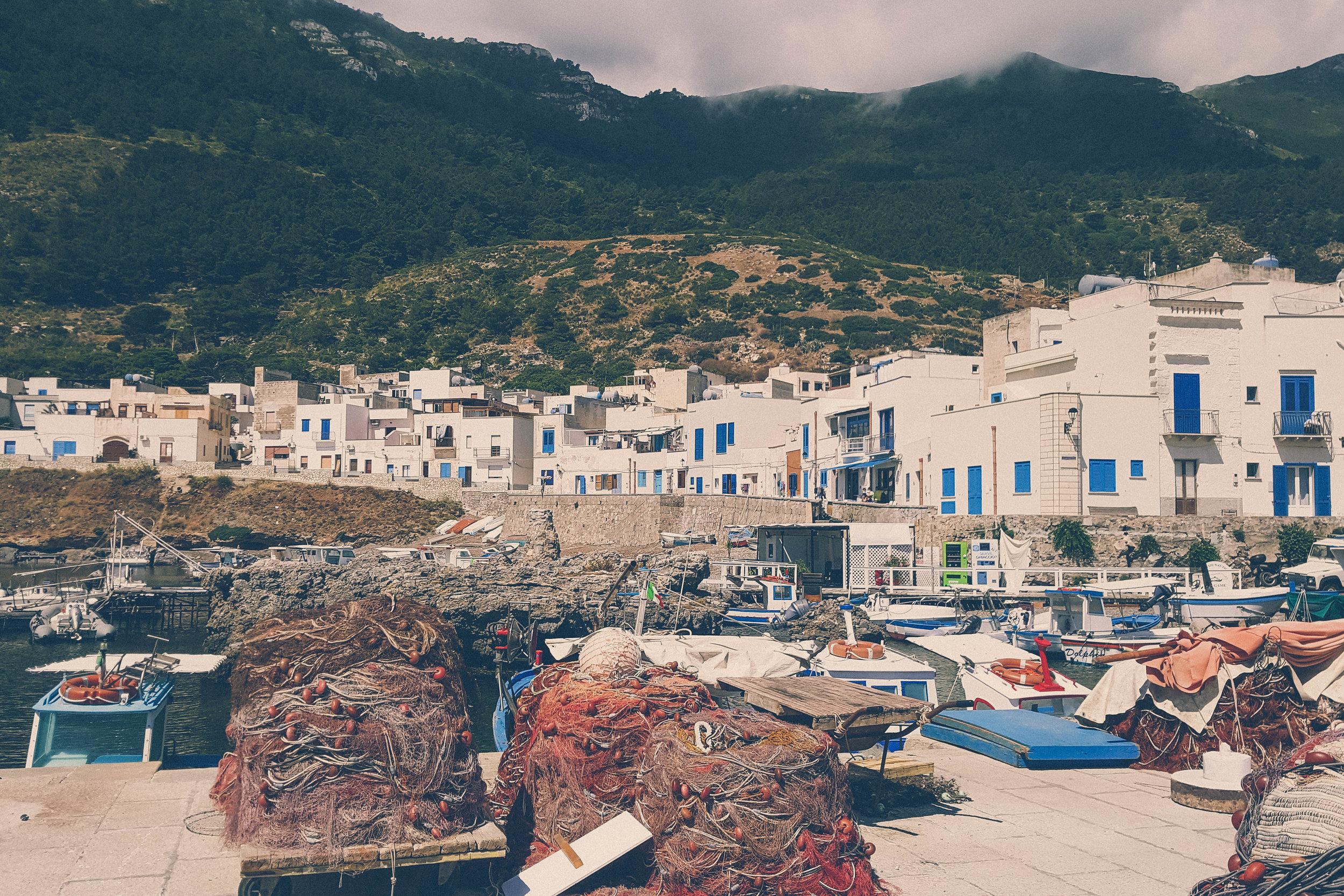 Marettimo, Sicily