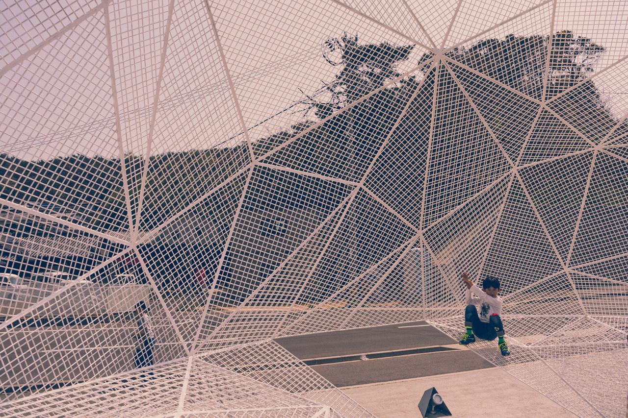Naoshima pavilion, Sou Fujimoto