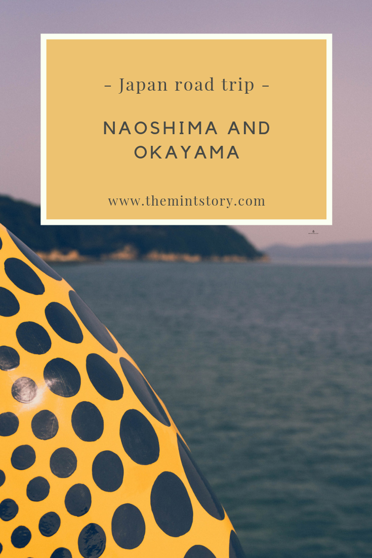 A day trip to Naoshima art island, Japan