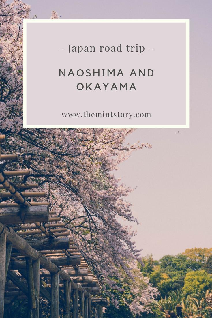 Traveling to Naoshima and Okayama, Japan