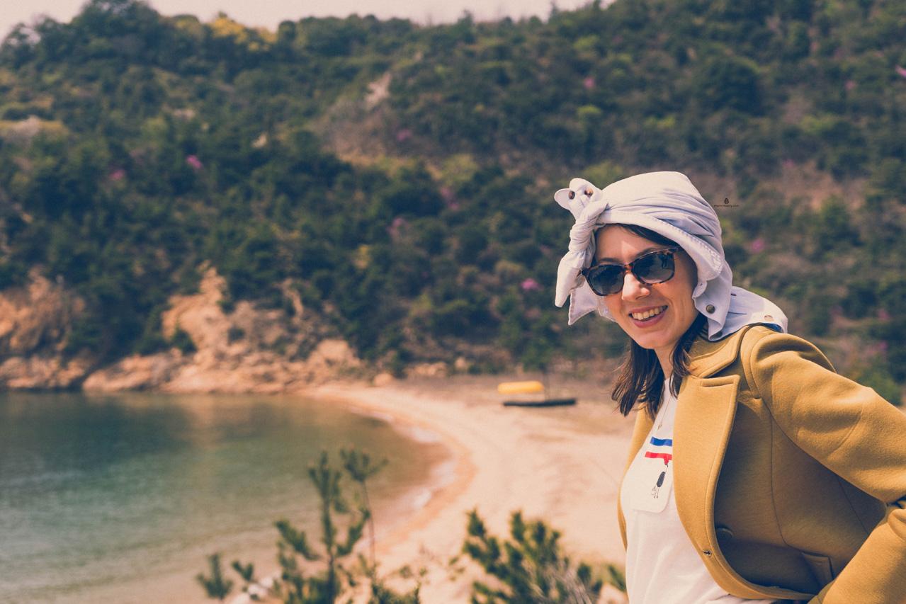 Visiting Naoshima island, Japan