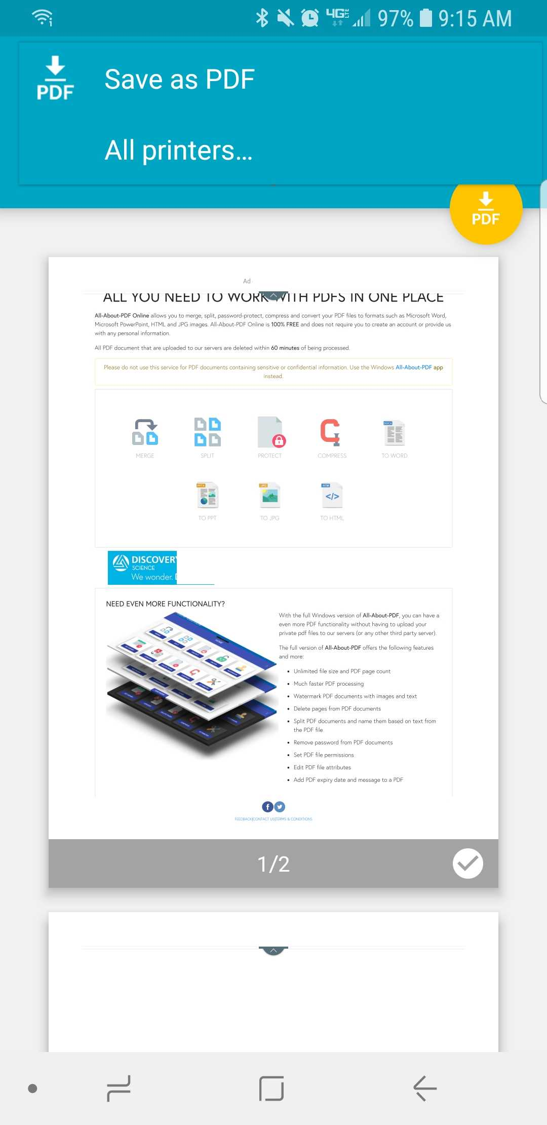 Blog — All About PDF - Your PDF Toolkit