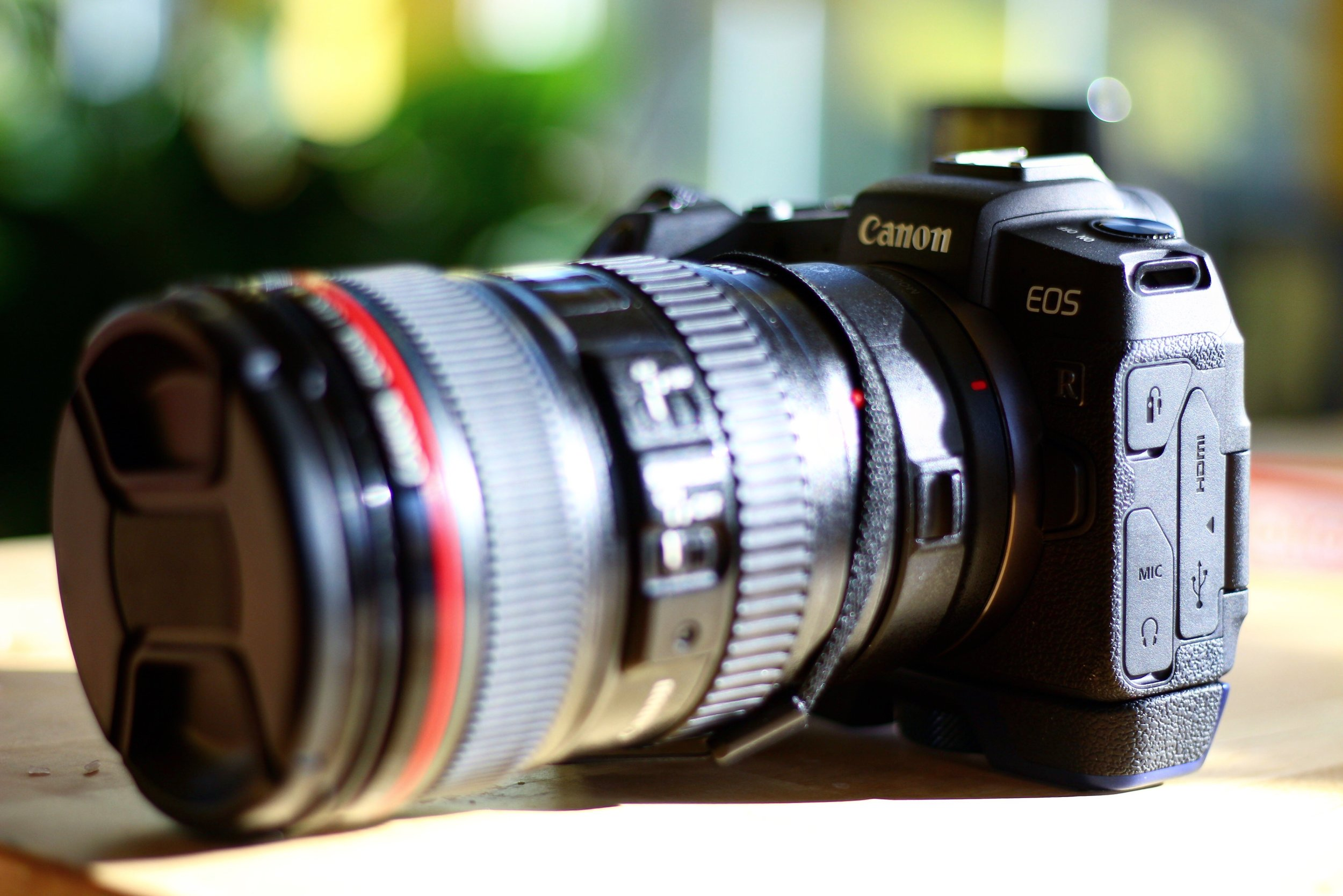 Canon EOS RP with Canon 24-105mm F4 L