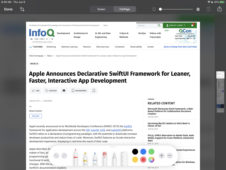 iPadOS — Blog — All About PDF - Your PDF Toolkit