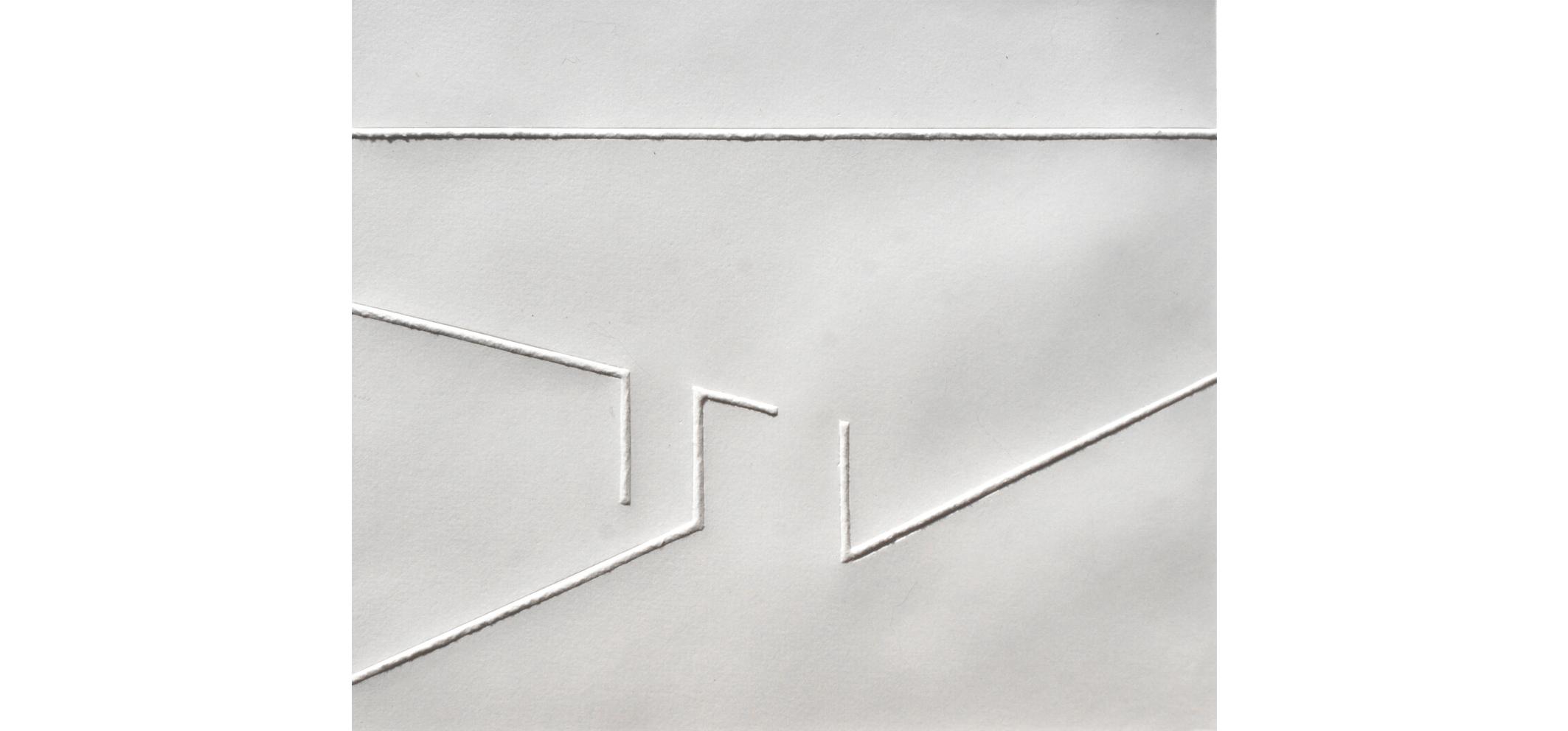 Ostia IV, 2012 (blinddruk) 17cm x 24,5cm