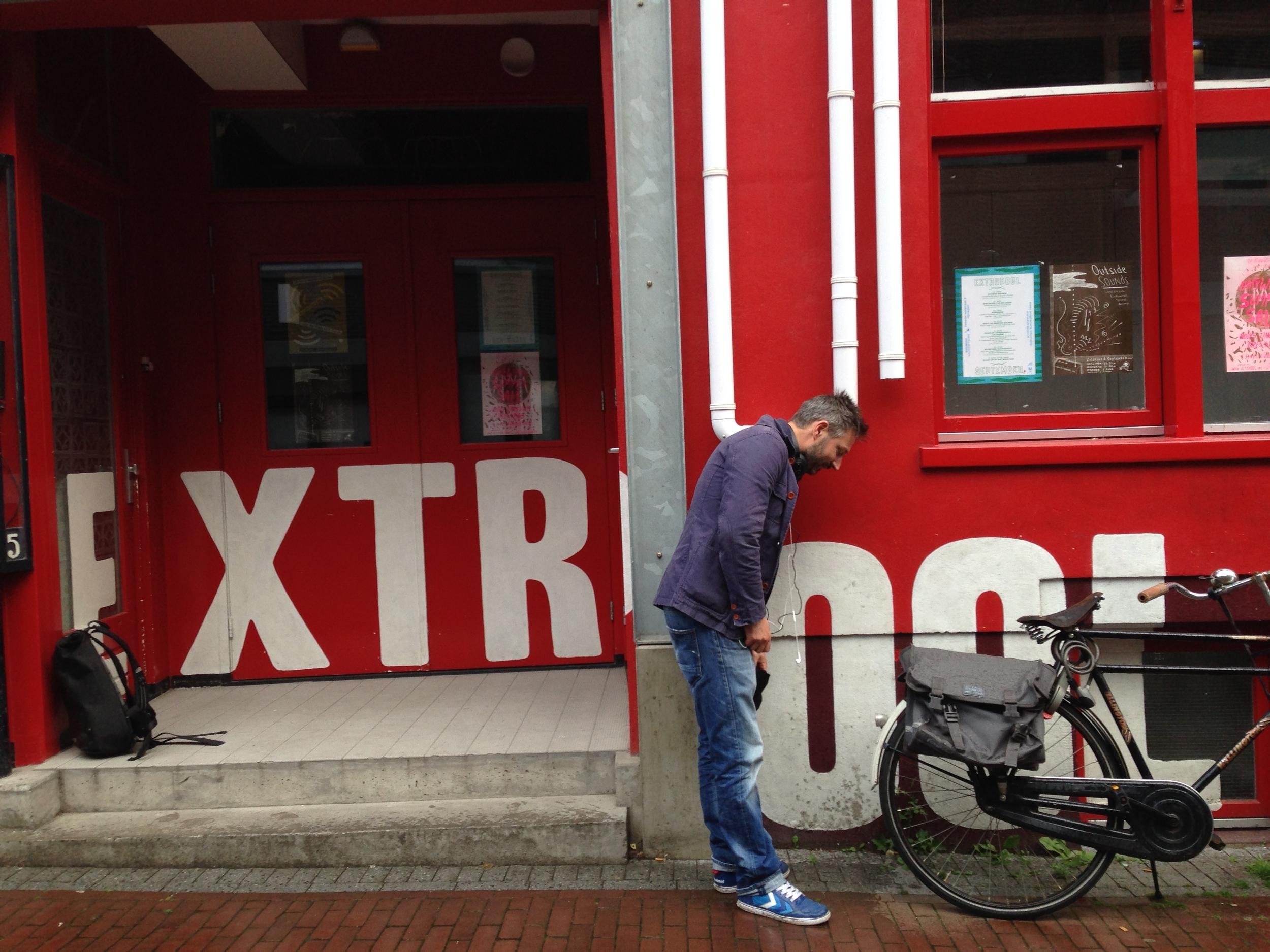 Location: Extrapool andValkhofpark, Nijmegen, NL