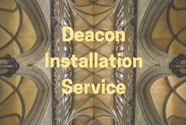 Join us during both the first and second service to formally welcome our two newly elected Deacons. There is a Hoagie Fellowship following the 2nd service. ALL are welcome and encouraged to stay!