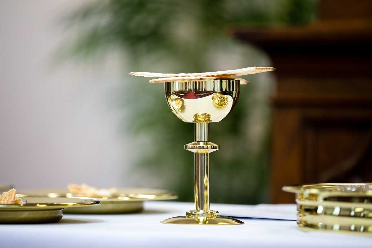 The LORD's Supper is served the 1st and 3rd Sunday of each month, during both services.   Service times: 8:30a & 10:45a