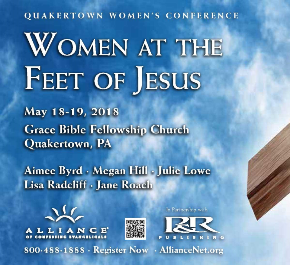 Quakertown 2018 Women at the feet of jesus_image for ebulletin website events.png