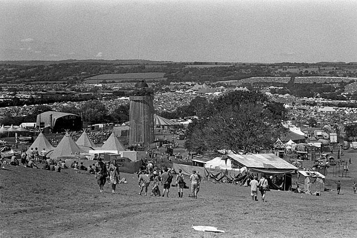 The Glastonbury site. STUNICGLAST022