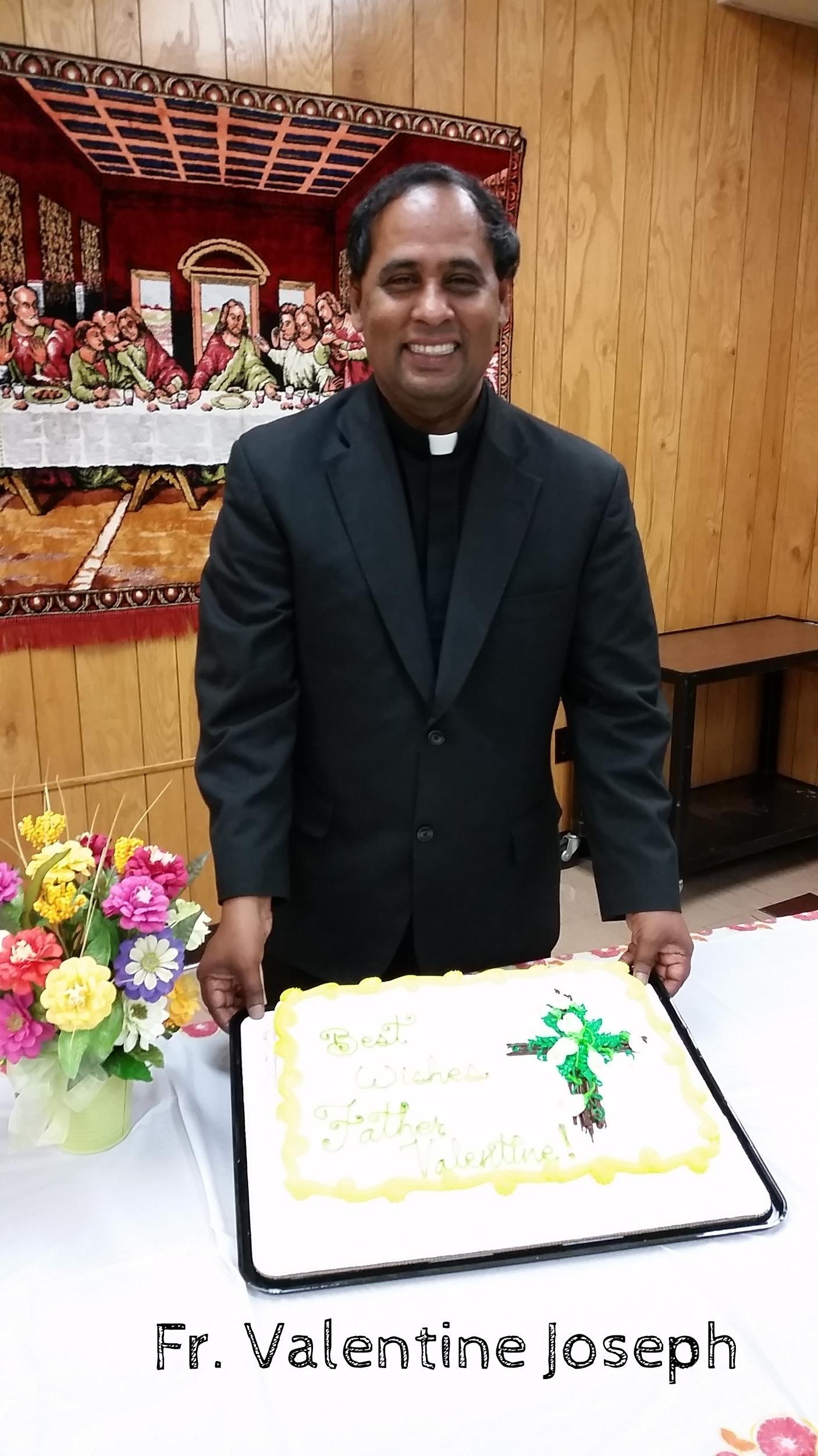 Father Valentine Joseph