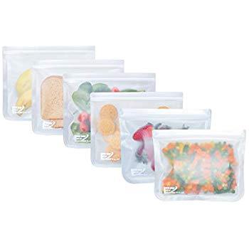Reusable Zip Loc Bags