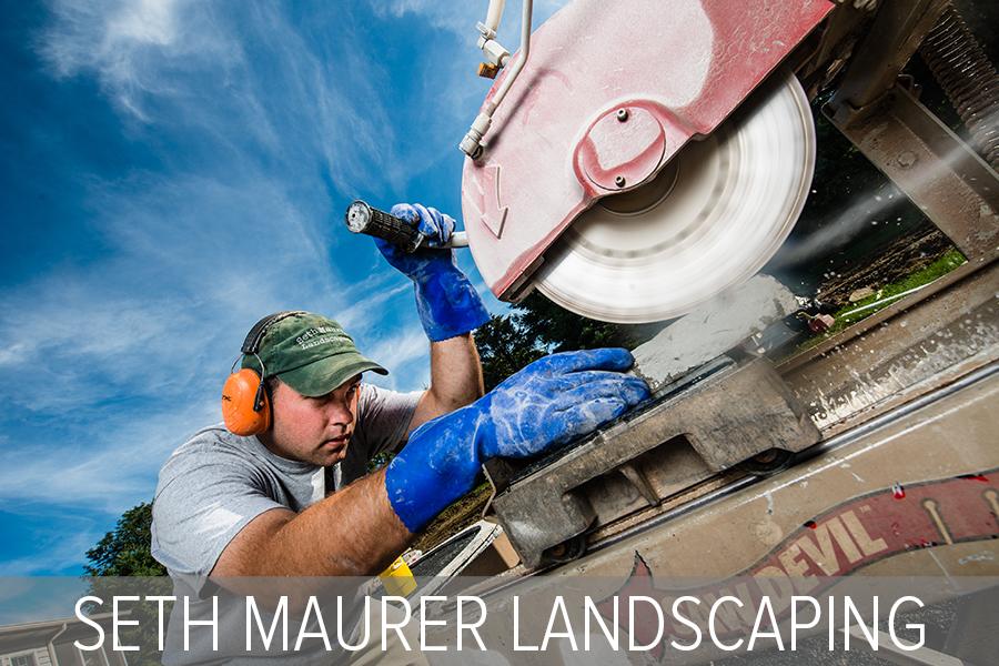 Seth Maurer Landscaping Mechanicsburg PA