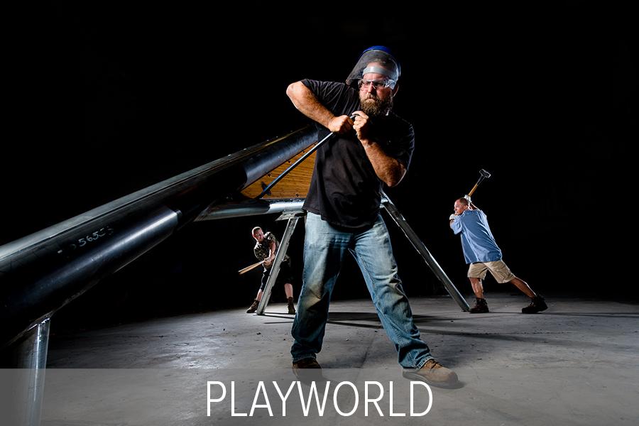 Playworld Commercial Portrait Photographers