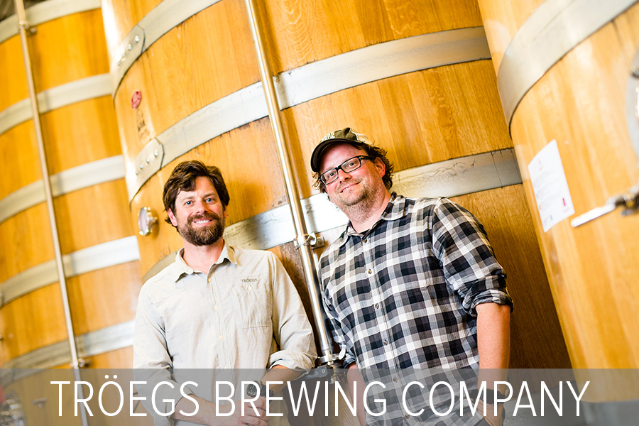 Troegs Brewing Company Commercial Photography