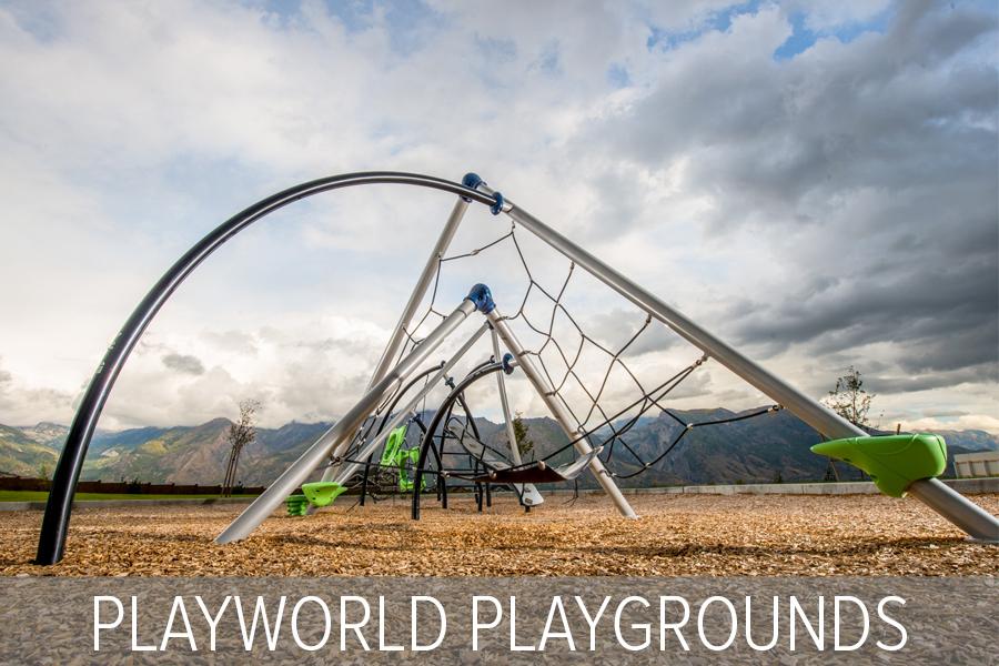 Playworld Playgrounds Product Photography