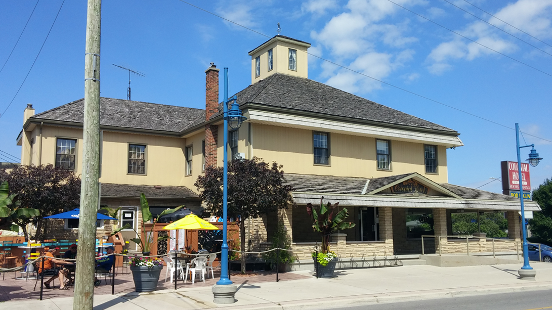 Colonial Hotel Properties, Grand Bend