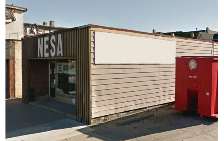Located in Old East Village, this free standing building, at the northeast corner of Adelaide and Marshall, will be available February 1st.