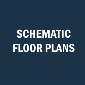 Schematic Floor Plans - 150 Dundas St