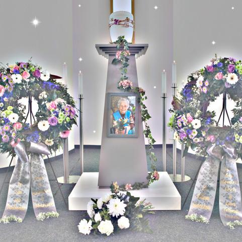 weltliche Trauerfeier profane funeral ceremony