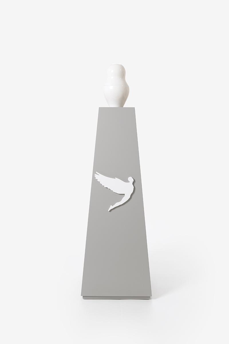 Angel Coated white