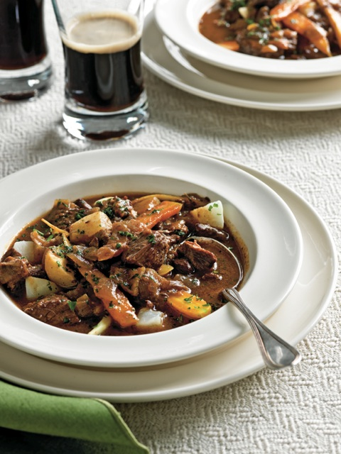 Beef & Guinness Stew. Photo by Iain Bagwell