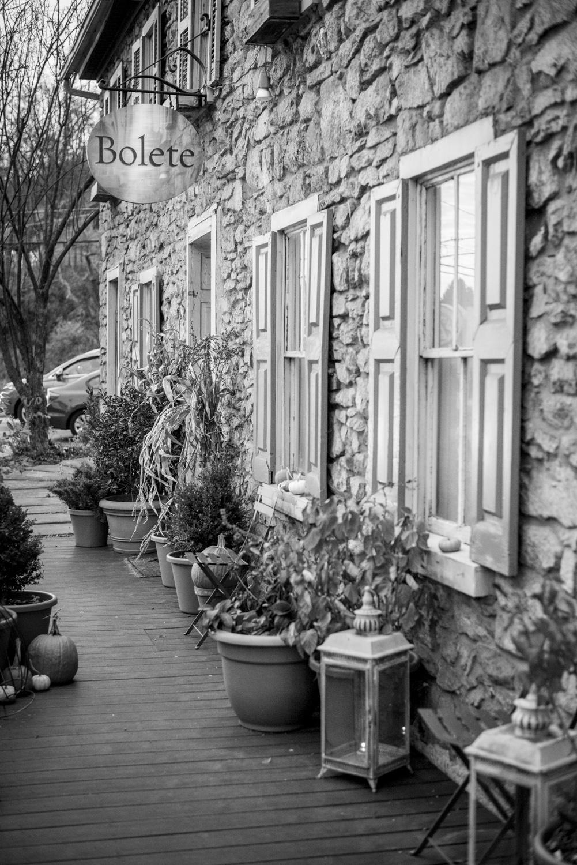 Bolete Restaurant in Bethlehem, Pa. Photo by Ryan Hulvat