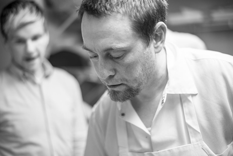 Chef Lee Chizmar, Bolete. Photo by Ryan Hulvat.