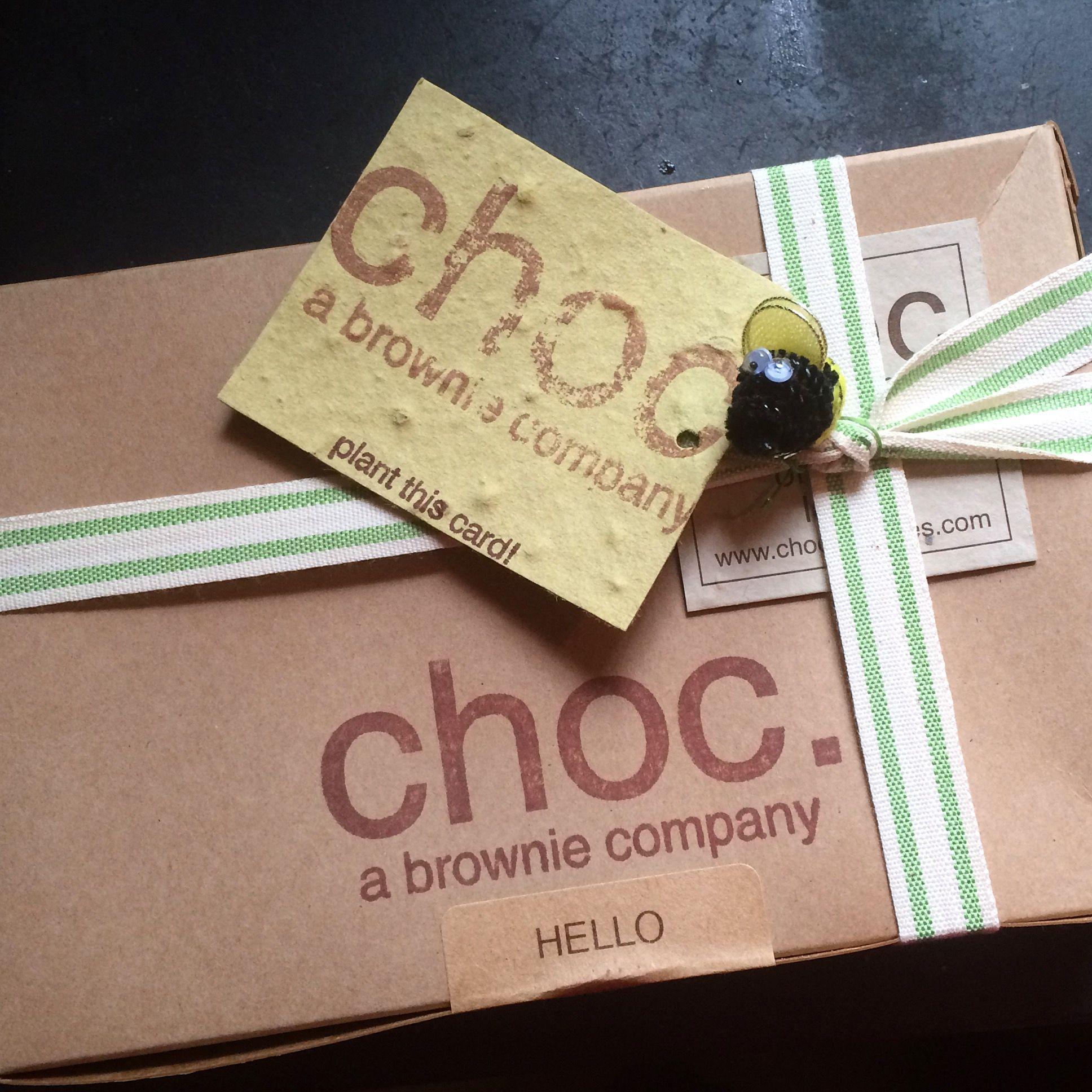 Hello, brownies!