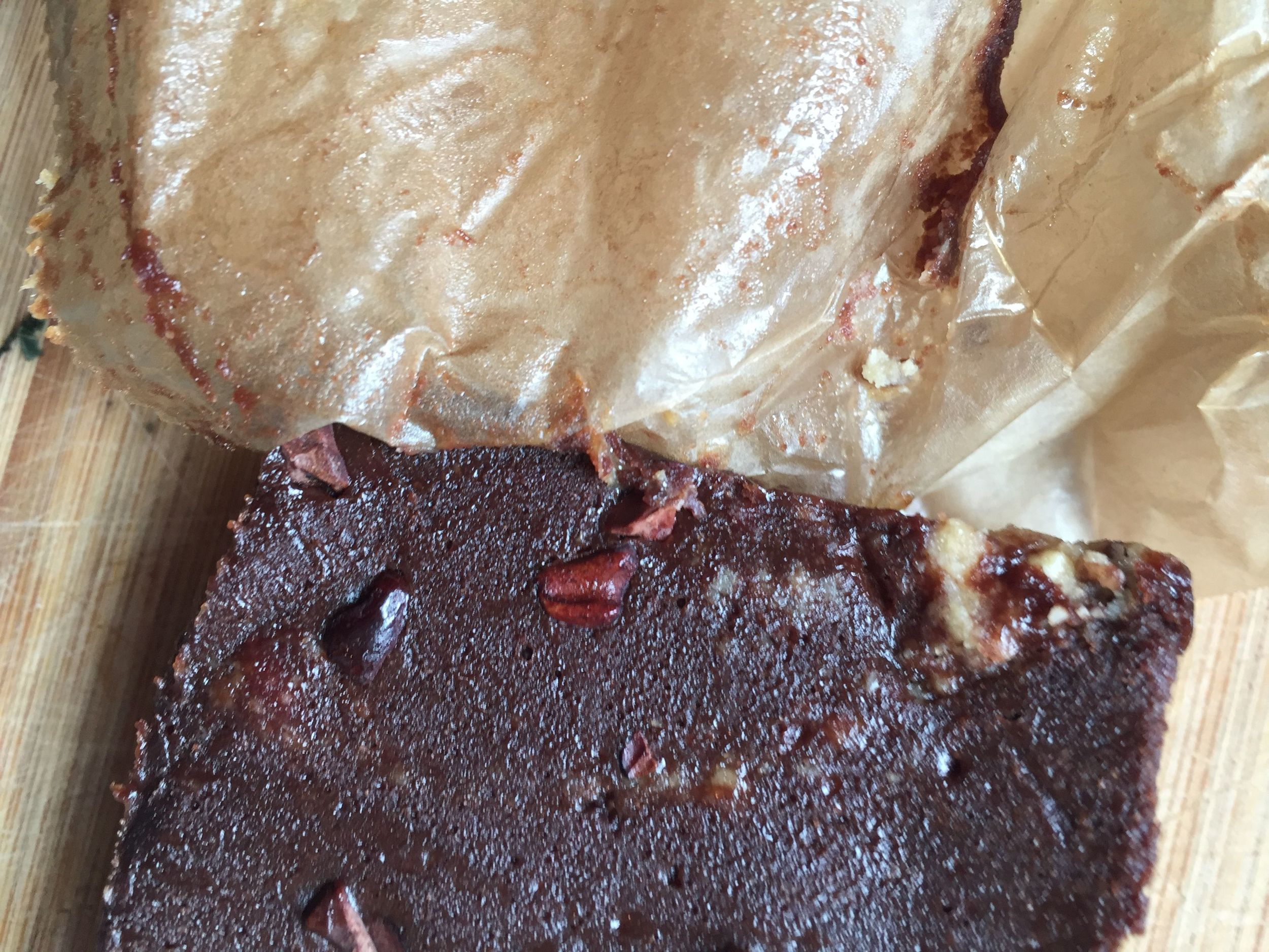 Son of a Brownie: Peanut Butter, Honey and Salted Caramel
