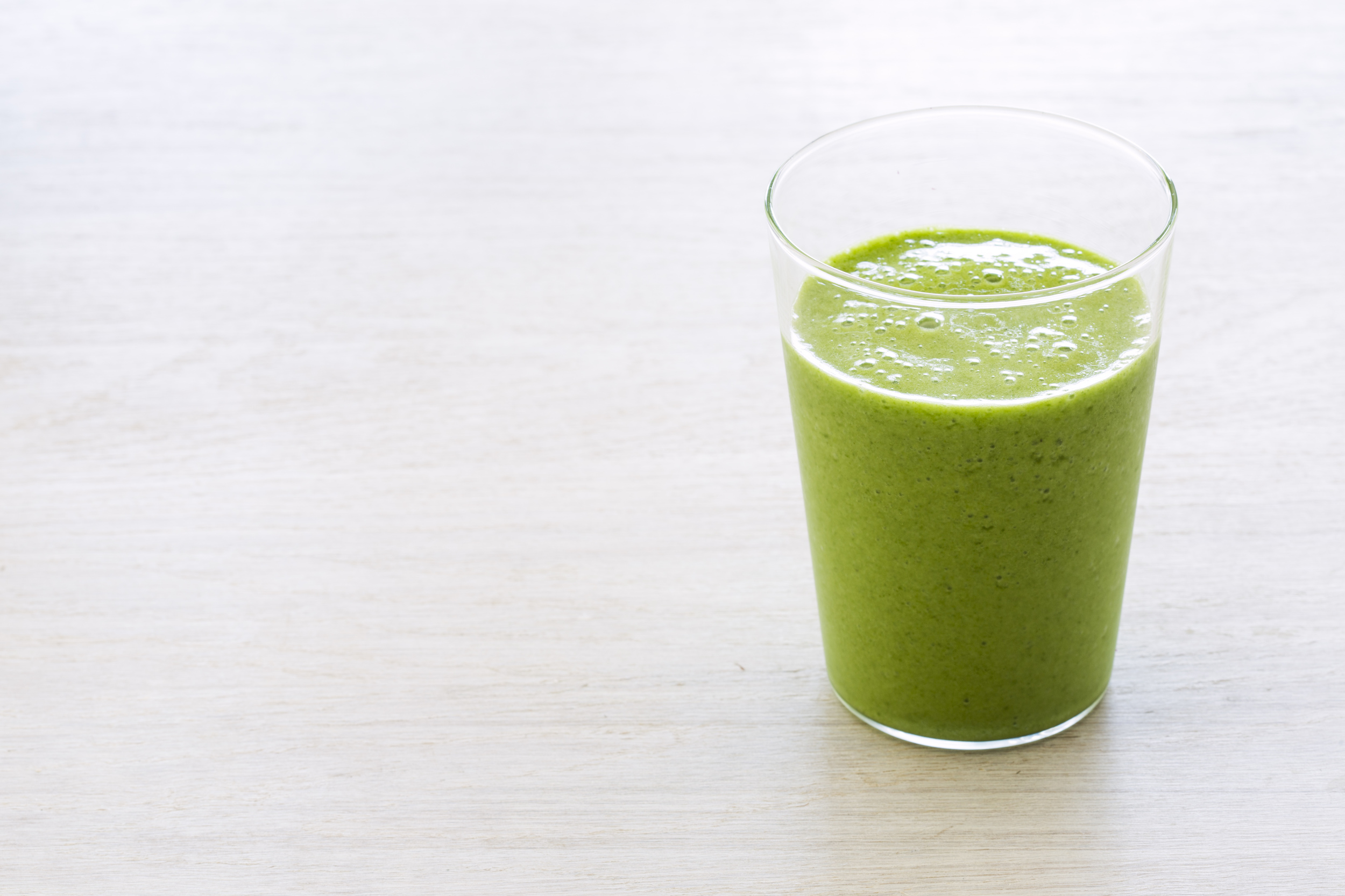 Green Mojito Mint from  The Blender Girl Smoothies  by Tess Masters. Photo by Erin Kunkel.