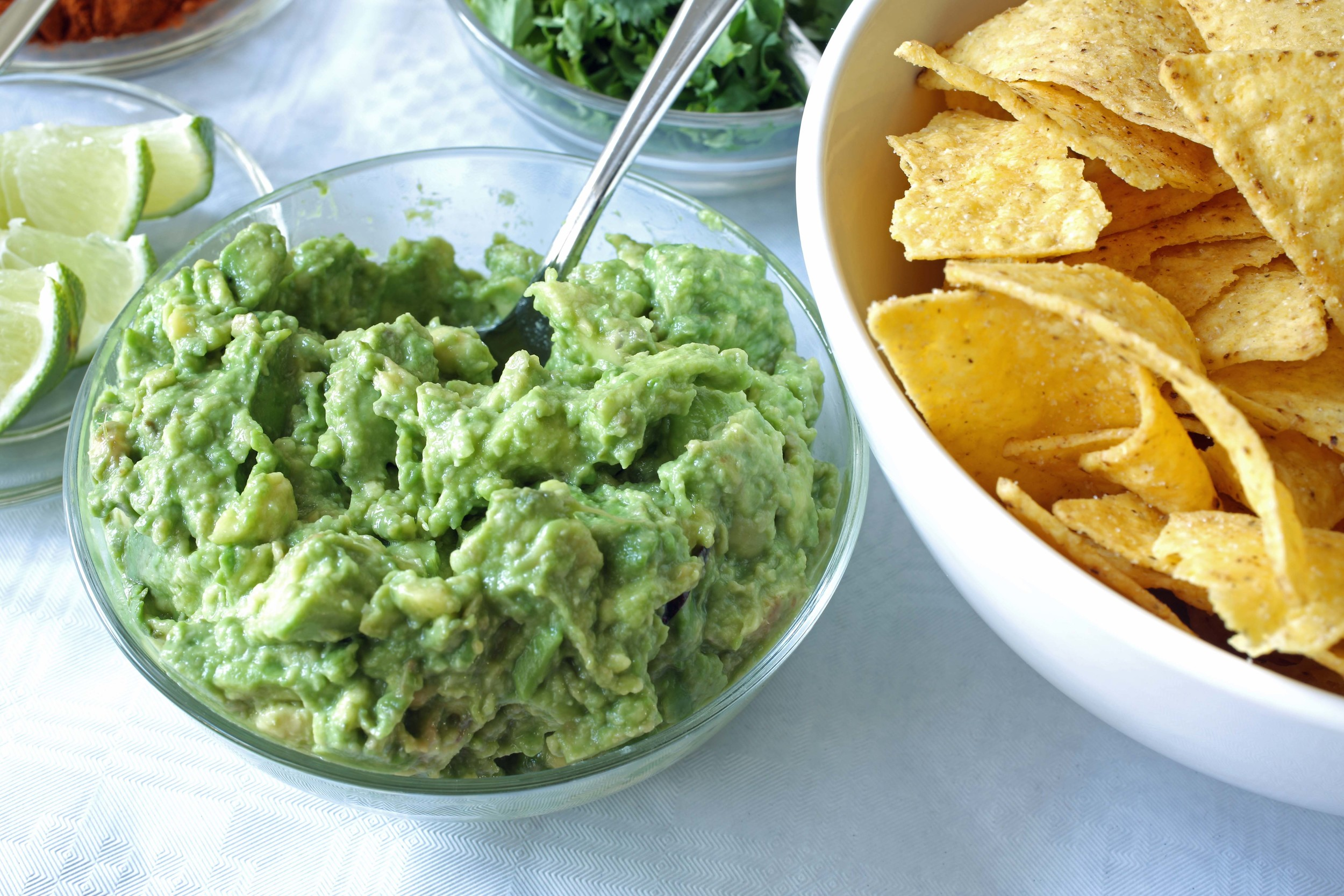 A perfectly creamy guacamole only comes from picking the perfect avocados. Photo courtesy Matthew Robinson/ The Culinary Exchange .