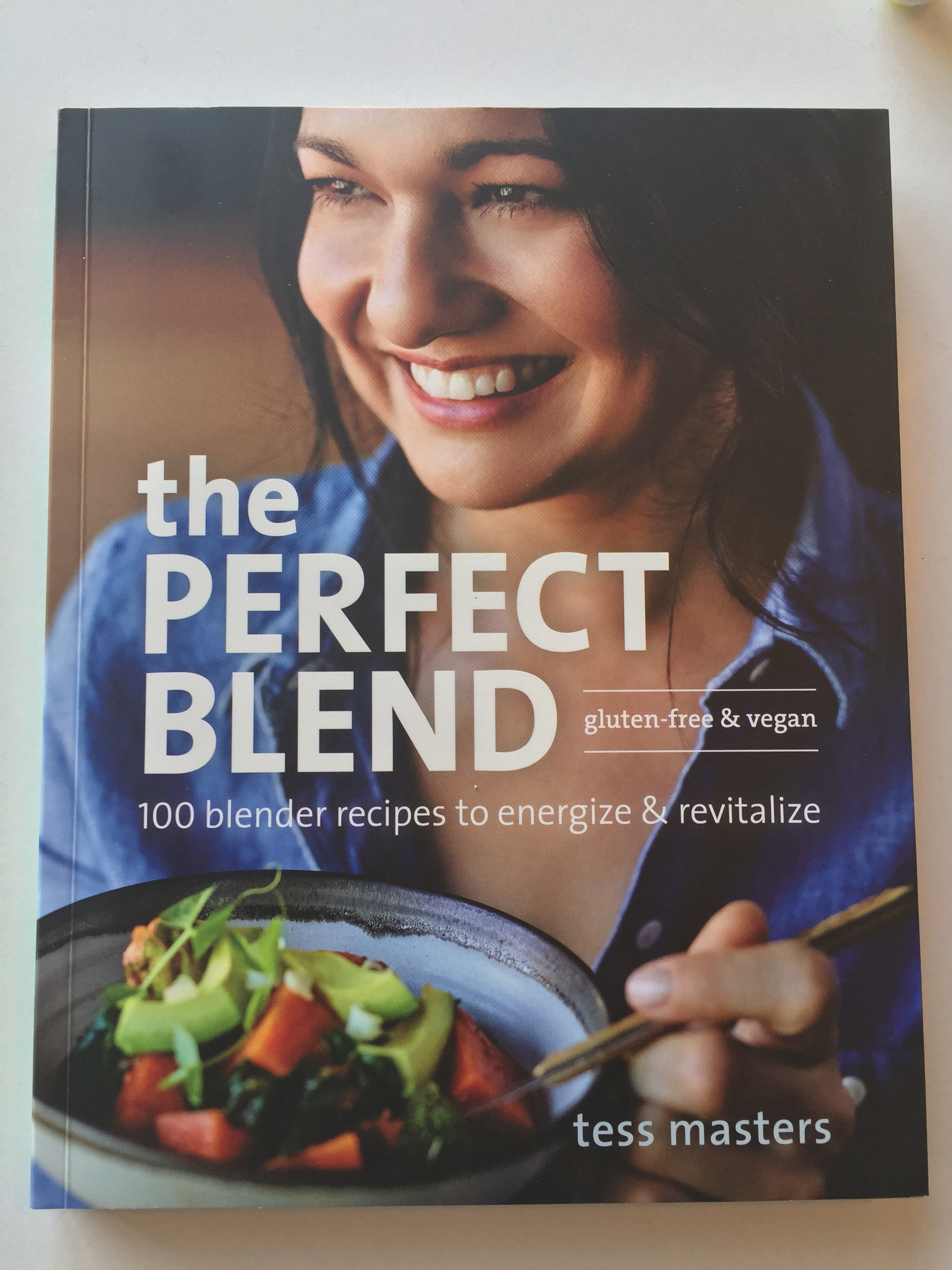 The Perfect Blend by Tess Masters. Published December 2016 by Ten Speed Press, an imprint of Penguin Random House LLC.