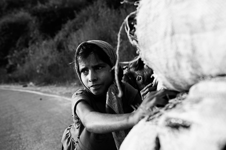 Child labour in Jharia